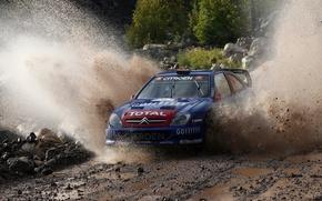 Picture Citroen, Citroen, Squirt, WRC, Rally, Rally, Xsara, Xavier Pons