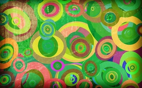 Picture color, patterns, paint, texture