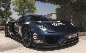Picture porsche, 918, foundation, epilepsy
