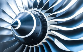 Picture abstraction, engine, art, airplane, engine, aircraft, turboprop, wallpaper., turbine
