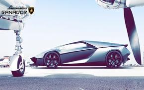 Picture Car, Hubbak, Concept 2015, Lamborghini Ganador