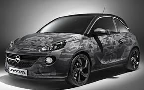 Picture background, Opel, Opel, Adam, Adam