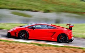 Picture Lamborghini, Red, Gallardo, 2013, 700, Renm, Red 2013 Renm Lamborghini Gallardo STS 700, STS