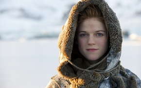 Picture Game of Thrones, Game of thrones, Rose Leslie, Rose Eleanor Arbuthnot-Leslie, Rose Leslie
