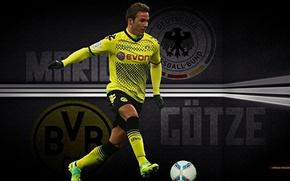 Picture Germany, Gotze, Borussia Dortmund, Golden Boy