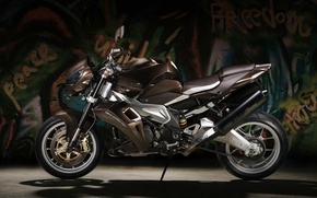 Picture Bike, Vilner Design, Aprilia Stingray 1000