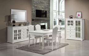 Picture design, furniture, interior, dining room