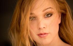 Picture Beautiful Girl, Cute Face, Alaina Fox