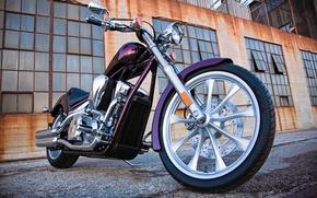 Picture motorcycle, bike, Oswalt