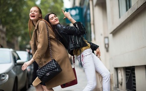 Picture Paris, street style, fashion week, spring-2014