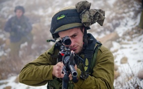 Picture soldiers, army, Israel Defense Forces