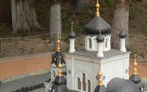 Picture Church, Crimea, Foros