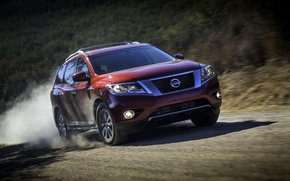 Picture Nissan, Nissan, Pathfinder, US-spec, 2014, Pathfinder, R52