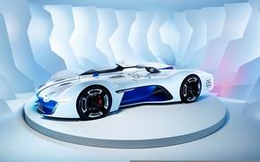 Picture Concept, Renault, Vision, Alpine, Gran Turismo, 2015