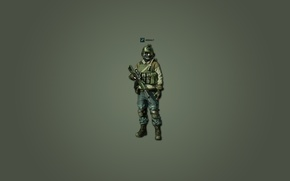 Picture Battlefield 3, Frostbite 2, Soldier, Assault, Dice
