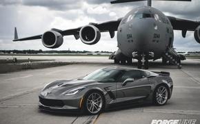 Picture Z06, Corvette, Chevrolet, Wheels, AR1, Forgeline