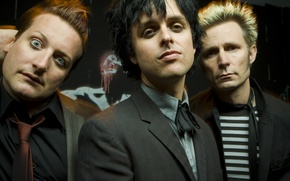 Picture musicians, Green Day, Punk Rock