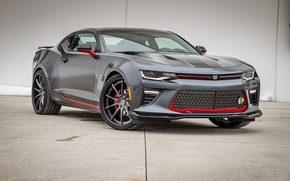 Picture Coupe, 2016, Themed, Camaro, Blackhawks, Chicago, Chevrolet