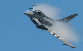 Picture fighter, multipurpose, Eurofighter Typhoon