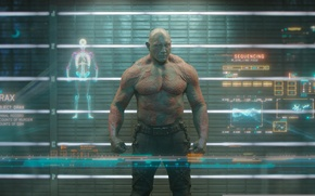 Picture marvel, marvel, Dave Batista, Guardian of the galaxy, Drax the destroyer, Drax the destroyer, Batista, ...