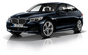 Picture car, BMW, BMW, the front, front, Gran Turismo, 550i, M Sport Package