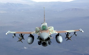 Picture Fighting Falcon, Jet, F16, Bombs, Air-to-air missiles