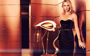 Picture Charlize Theron, actress, blonde, beauty, Charlize Theron