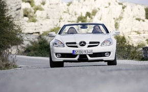 Picture machine, Mercedes, mercedes slk 350