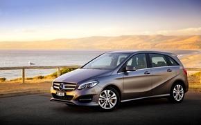 Picture Mercedes-Benz, Mercedes, AU-spec, 2015, W246, B 200, Urban Line