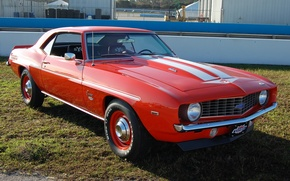 Picture Chevrolet, camaro, yenco