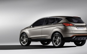 Picture Ford, SUV, crossover, Vertrek
