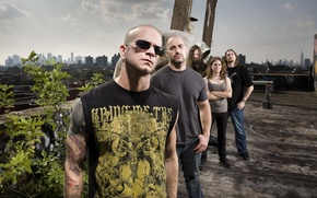 Picture metal, death, metalcore, all that remains, melodic, philip labonte, was herbert, mike martin