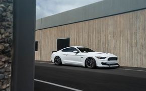 Picture Mustang, Ford, Vorsteiner, Project, Tires, Accuair, Toyo