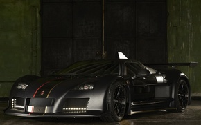 Picture auto, supercar, Gumpert, twilight, Apollo, Enraged
