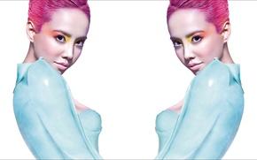 Picture music, girls, style, singer, great, Jolin Tsay