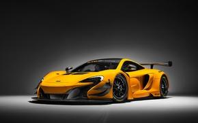Picture car, McLaren, supercar, yellow, Pirelli, 650S, McLaren 650S