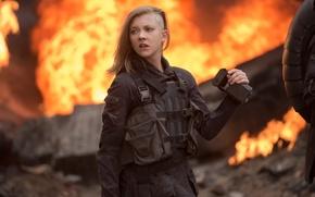 Picture Cressida, Natalie Dormer, The Hunger Games:Mockingjay, The hunger games:mockingjay
