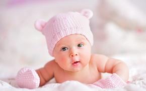 Picture child, face, sweet, baby, kid, newborn