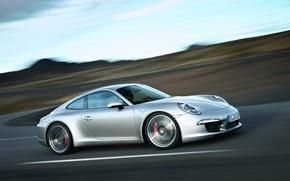 Picture speed, Porsche, Car
