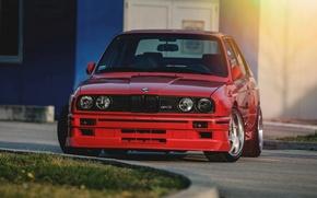Picture red, BMW, BMW, red, E30, E30