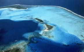 Wallpaper Polynesia, Bora Bora