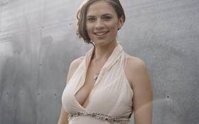 Picture Captain America, The First Avenger, Actress, Hayley Atwell, Peggy Carter
