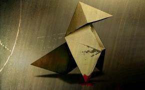 Picture Origami, Quantic Dream, Heavy Rain, Game