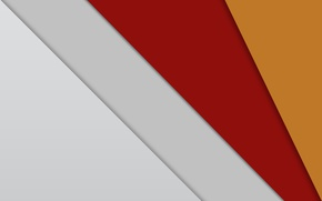 Picture white, yellow, red, strip, geometry, design, color, material