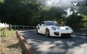 Picture Porsche, GT2, Vorsteiner, Forged, for, Shift, Flow, 997.2, V-FF 104, Sector