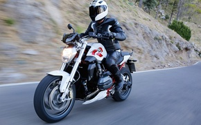 Picture road, speed, bike, bmw r1200rs-18