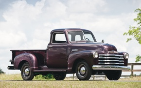 Picture Chevrolet, Truck, Pickup, 3100, 1947–48