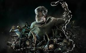 Picture cinema, man, movie, pain, film, Bollywood, chain, telugu, indian movie, suffering, Rajinikanth, Kabali
