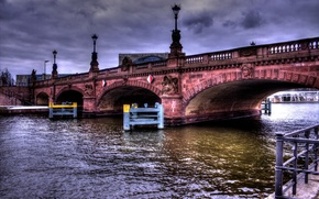 Picture River, Germany, Berlin