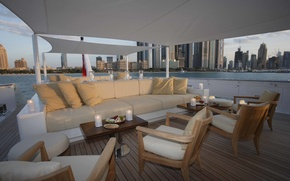 Picture design, style, interior, yacht, Suite, SILVER TWO, super mega luxury motor yacht